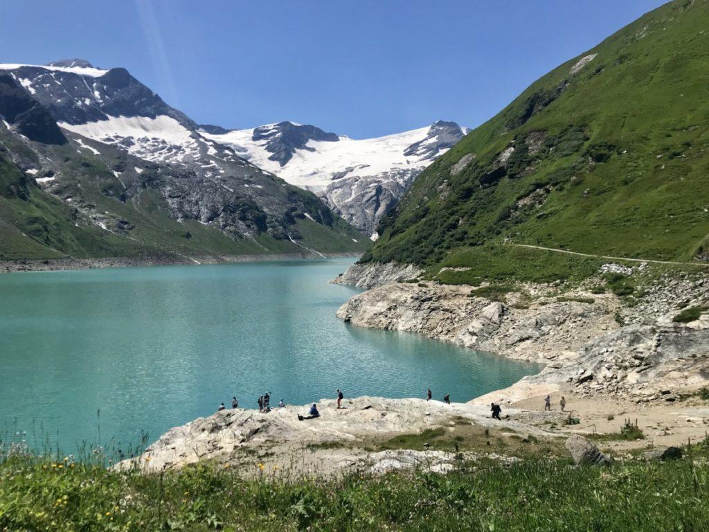 Eines der meistbesuchten Ausflugsziele im Salzburger Land: Die Kaprun Stauseen